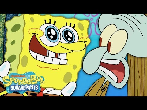 Hey, Whatcha Doing? Are You Busy Busy, Or Just Busy? 😅 SpongeBob