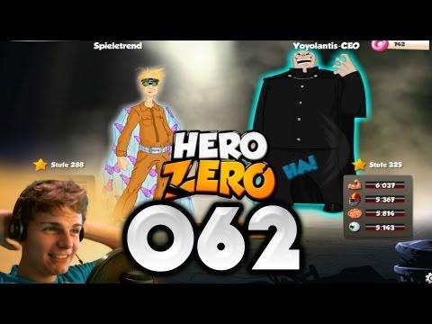 Let's Play Hero Zero #062 - Sind die Bösewichte schon Geschichte?