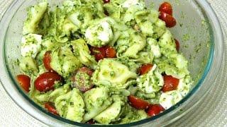 How To Make Tortellini Pasta Salad Recipe