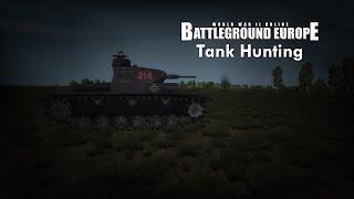 Tank Hunting - WWII Online: Battleground Europe