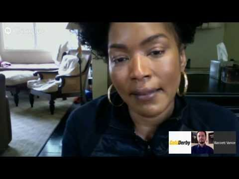 Angela Bassett ('Whitney,' 'AHS'): I was scared as first-time director