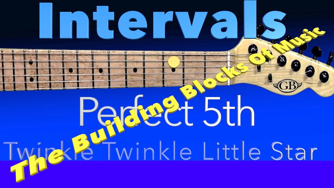 Music Theory Made Easy  - Intervals