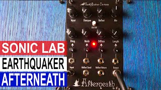 Sonic LAB Earthquaker Devices Afterneath
