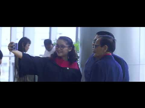 June 2019 College Commencement Exercises SDE  I  SMX Mall of Asia