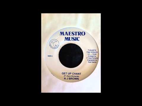 AJ Brown - Get Up Chant
