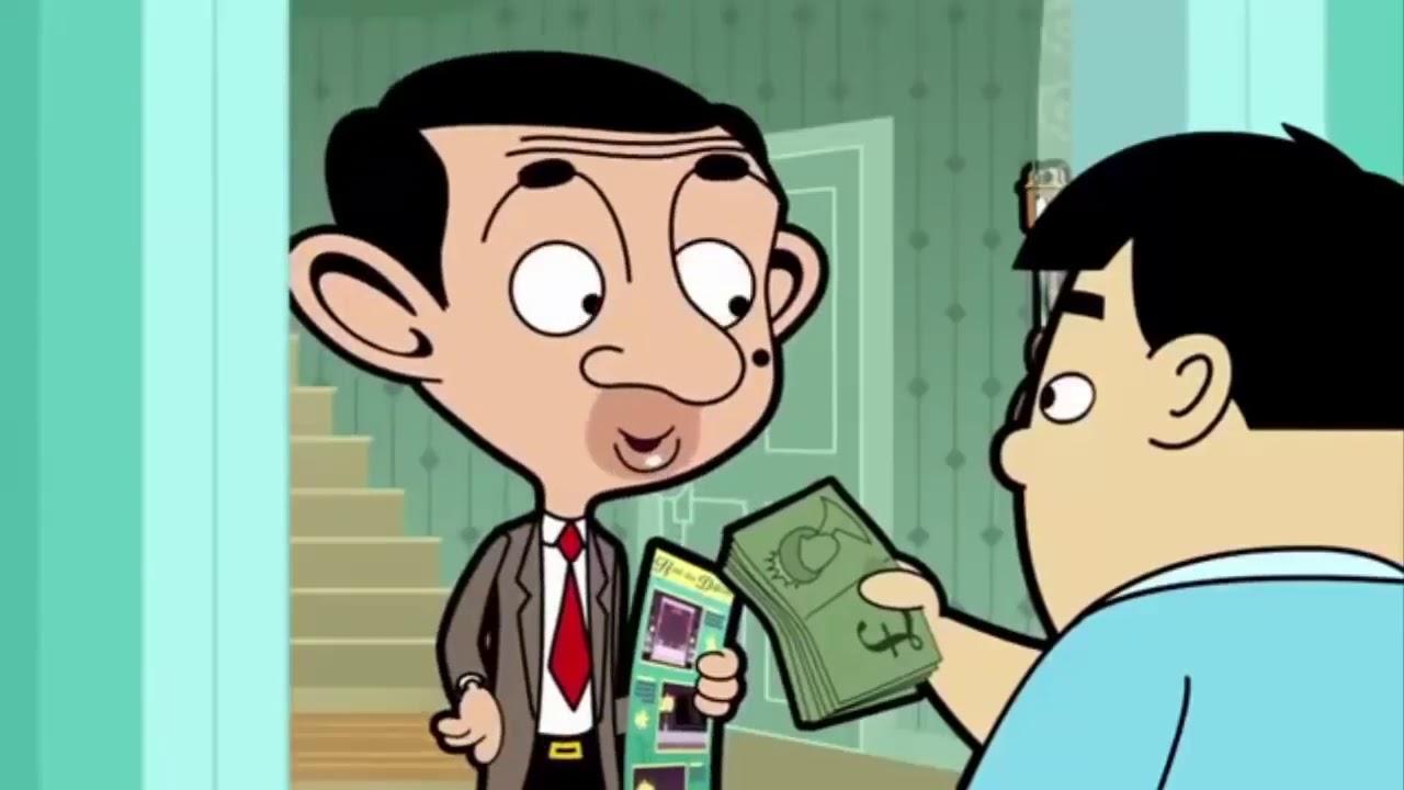 Mr Bean New Episodes | كرتون مستر بين الجديد || وجع ...