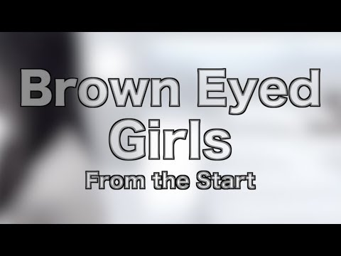 Brown Eyed Girls - From the Start (K-Pop Evolution Ep#234)