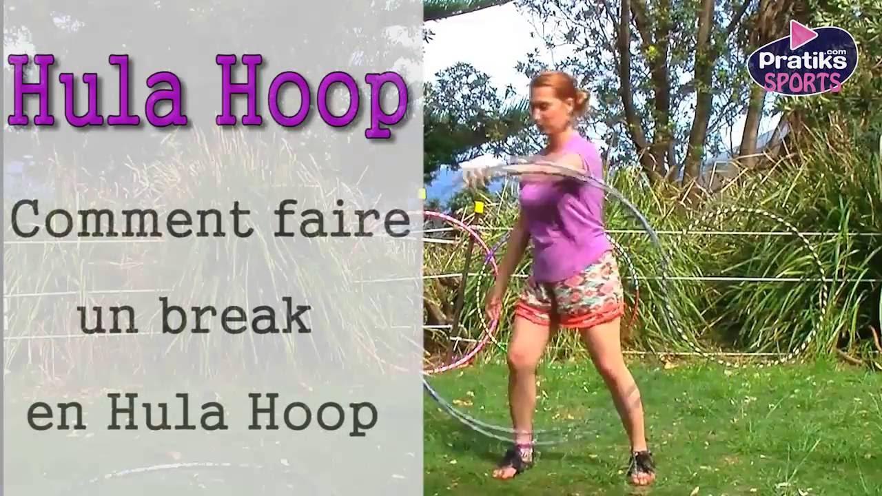 tuto hula hoop faire un break youtube. Black Bedroom Furniture Sets. Home Design Ideas