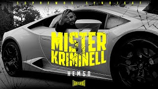 HEMSO - MISTER KRIMINELL [ Official Video ]