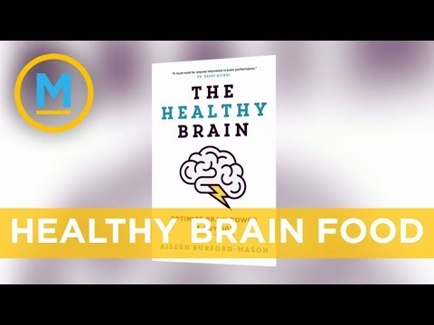 Optimizing brain power with the right foods thanks to Aileen Burford-Mason