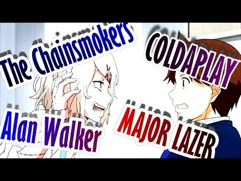 The Chainsmokers x Coldplay x Alan Walker x Major Lazer (MIX)