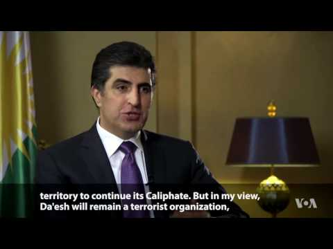 Interview With Kurdish Prime Minister