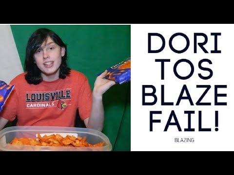 DORITOS  BLAZE 2 BAG CHALLENGS