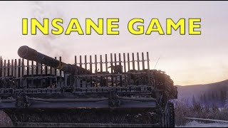 WOT - Absolutely Insane Game | World of Tanks
