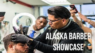 THE ALASKA BARBER SHOWCASE | 4K<