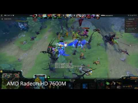 ATI AMD RADEON HD 7600M DRIVER