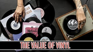 The value of vinyl records