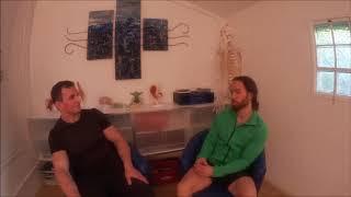 Gespräch mit Nico Rojas über Naturalbodybuilding (Teil1)- Разговор с Нико Рохас (Часть1)