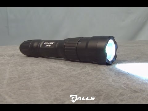Pelican 7600 Led Tactical Flashlight At Galls Fz335 Youtube