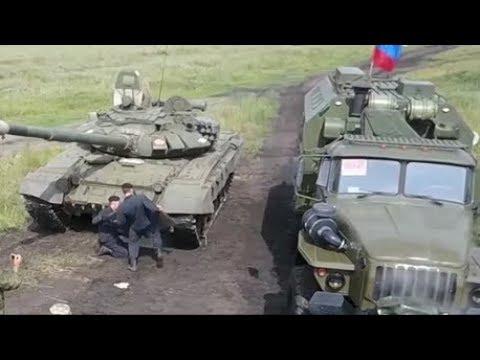 Russian Tank Biathlon || Resumes 2017.