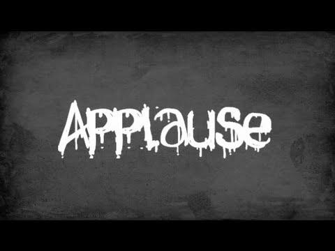Applause - Lady Gaga - Lyrics