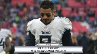 Xfinity X1 Report: Patriots Edge Bears, Mike Vrabel's Gamble Fails