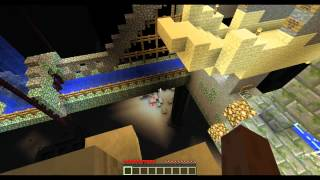 Minecraft Episodio #2 | Serie de Aventura | AndresPVT y Marrioo525 | Mexico | Cubeception