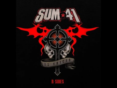 """SUM 41 released album """"13 Voices B-Sides"""" on streaming sites and special merch!"""