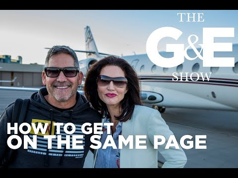 How to Get on the Same Page - The G&E Show