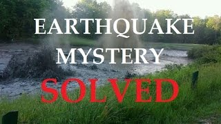 7/01/2015 -- Michigan Earthquakes Explained -- FRACKING, METHANE + CRATON VOLCANISM