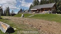 Da Castelrotto all'Alpe di Marinzen