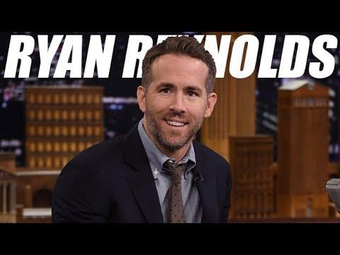 Ryan Reynolds FUNNY MOMENTS