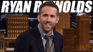 Download Ryan Reynolds FUNNY MOMENTS Mp3 and Videos