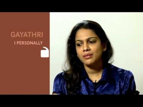 I Personally - Gayathri - Part 01