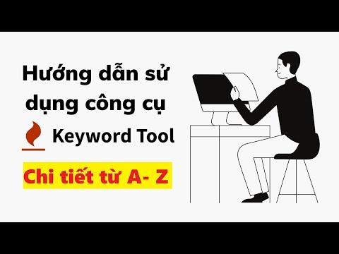 Hướng dẫn sử dụng công cụ nghiên cứu từ khóa Keywordtool.io hiệu quả, chi tiết nhất seo top 1 Google