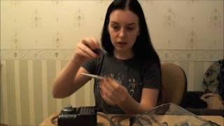 Аэрограф для макияжа DINAIR - как это работает / Airbrush