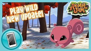 Play Wild New Update In Review! | Animal Jam - Play Wild