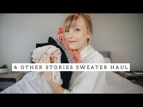 & OTHER STORIES First Impression Haul and Try-On