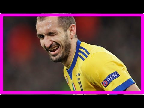 Juventus skipper Giorgio Chiellini BRUTALLY put down Tottenham after winning the UEFA Champions Lea