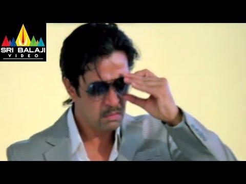 Gambler Telugu Movie Part 13/13   Ajith, Arjun, Trisha   Sri Balaji Video