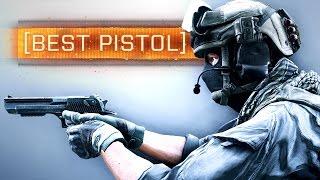 ► BEST PISTOL! | Battlefield 4