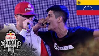 LETRA vs IMIGRANTE Final - Final Nacional Venezuela 2018