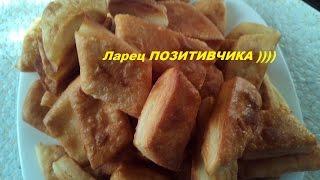Баурсаки на кефире рецепт / Baursaks kefir recipe