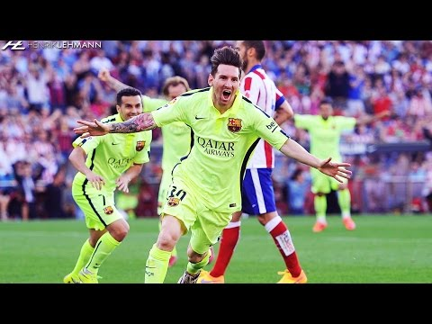 Lionel Messi ● Back At His Best ● 2015
