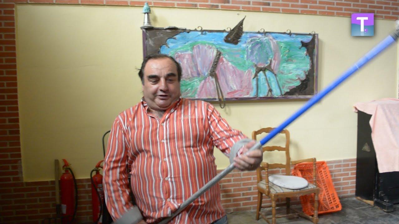 Crist bal el futuro de un showman que quiere decir adi s for Sukur pesadilla en la cocina