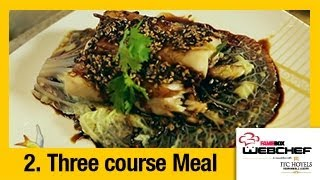 #fame food - Steamed Fish in Spicy Ginger and Sesame Seed Sauce by Sandeep