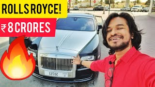 SURPRISE: Taking Most Luxurious ₹ 8 Crore Rolls Royce! | Tamil | Madan Gowri | MG
