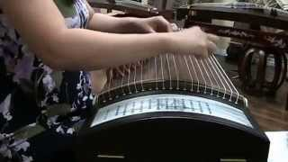 """Butterfly Lover"" 梁祝 古箏 Sound of China Guzheng Music"