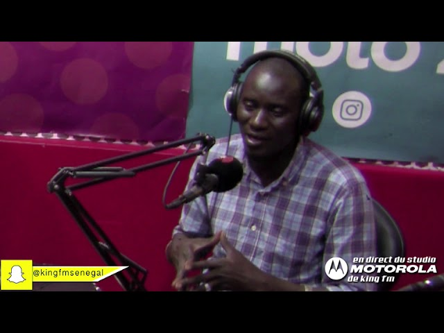 REPLAY - KING COMEDIE - Pr : PEER BOU KHAR - 24 Octobre 2017