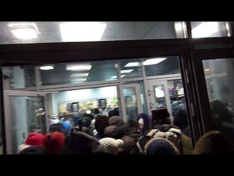 Распродажа в DNS. Барнаул 14.12.2012г.